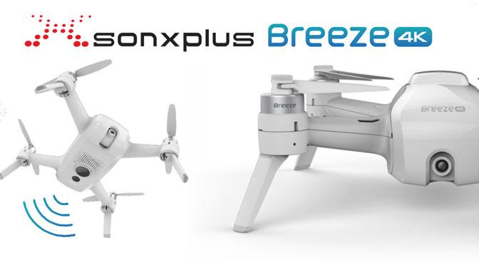 Concours DRONE Breeze 4k