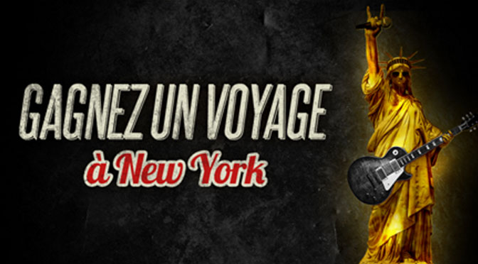 Voyage a New York canadien montreal