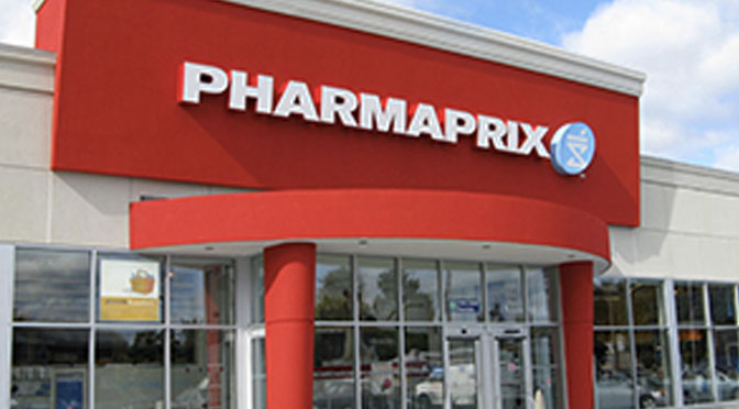 Concours Pharmaprix