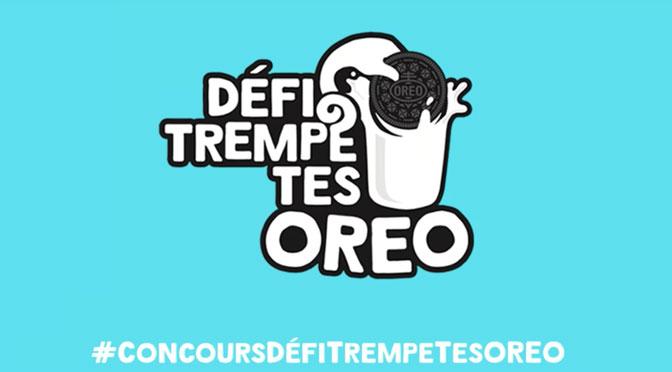 Concours Defi trempe tes Oreo