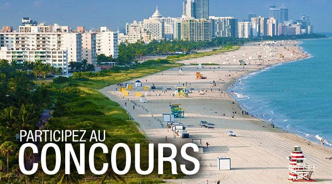Concours Miami !