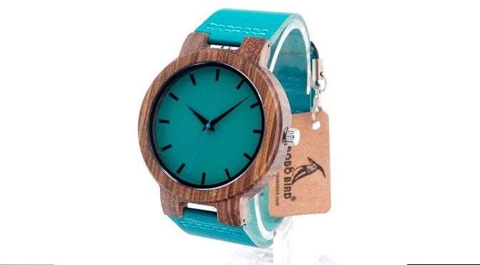 gagnez une montre bobobird en bambou