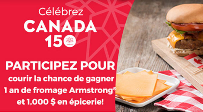Concours Fromage Armstrong