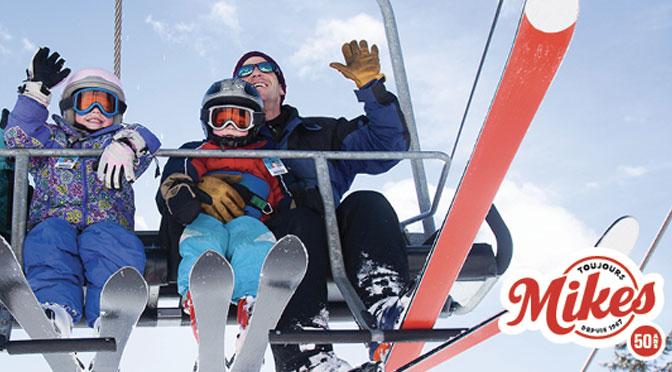 concours Mikes ski