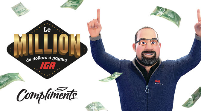 Concours Million de Dollars IGA