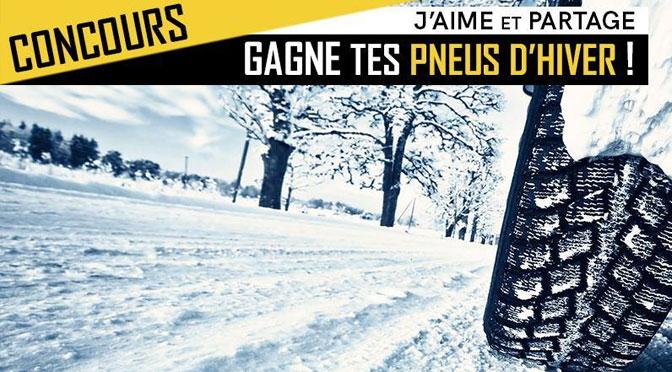 Concours pneu hiver Giroux