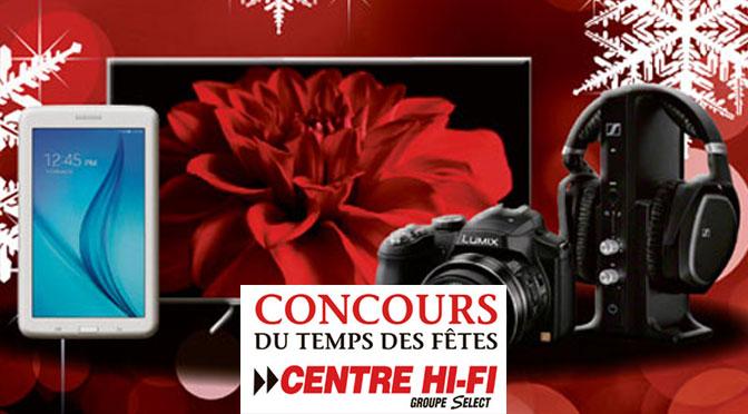 Concours centre-hifi 500$