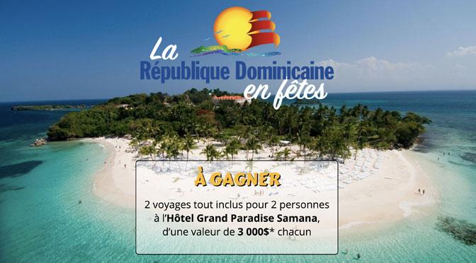 Concours république dominicaine