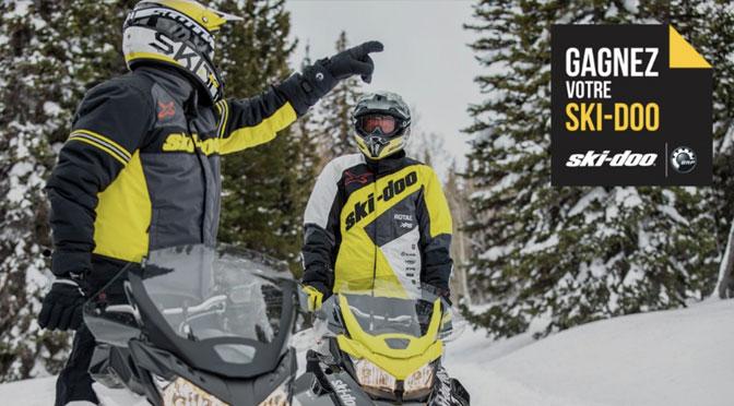 Concours Ski-Doo 2018