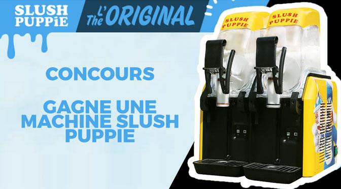 Concours Machine à Slush