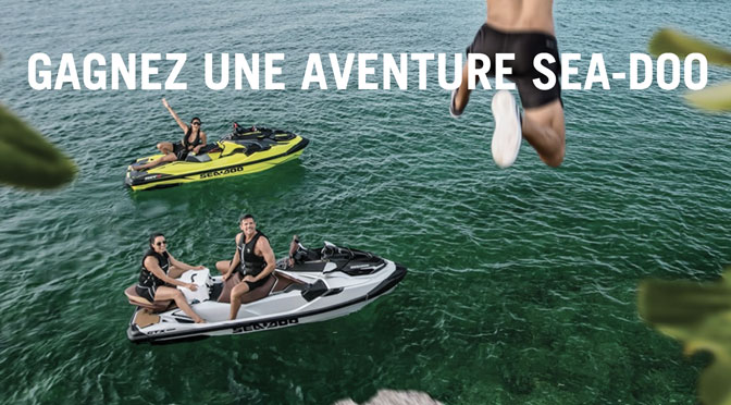 Cocours Sea-Doo BRP 2018
