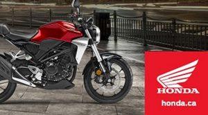 Concours Moto Honda 2019