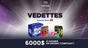 Concours Produits Vedettes Couche-Tard 2018