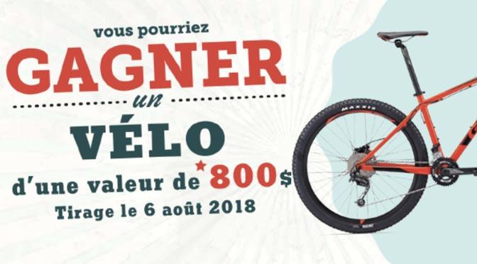 Gagner un excellent vélo de route de 800 $ au concours «Un été enflammé avec Doritos»