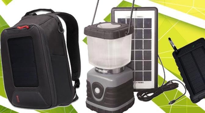 Gagnez un sac à dos, une batterie solaire et une lanterne au Concours Écosolaris
