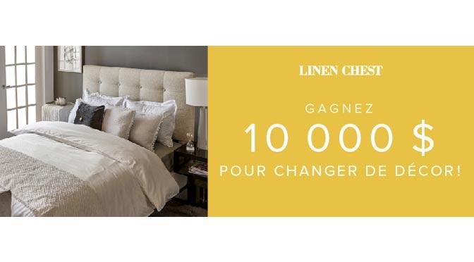 Concours Linen Chest 2018