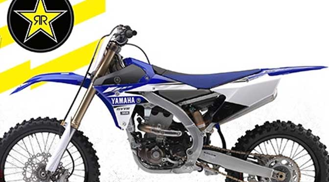 Concours Rockstar et Yamaha : Gagnez une magnifique Yahama YZ450 à 10499 $