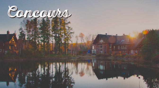Concours : Gagnez l'une des 5 escapades en couple à l'Auberge du Lac Taureau