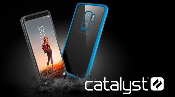 Gagnez l'un des 4 étuis Catalyst Impact Protection pour protéger votre smartphone