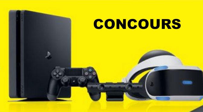 GoldfishExplosion de saveurs : Gagnez l'un des 3 Grands prix PlayStation®4