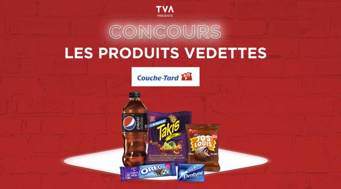 Concours Produits Vedette Couche tard TVA 2019