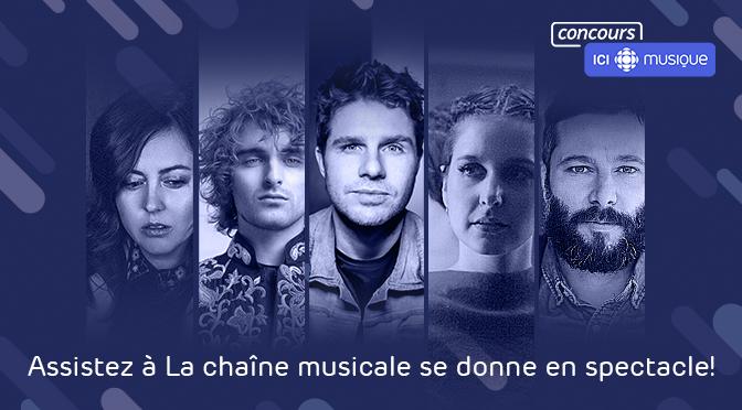 Concours radio-Canada La chaine Musicale