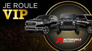 Concours VIP automobile en direct