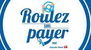 Concours Roulez Sans Payer CAA et Couche Tard