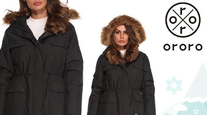 Gagnez un manteau d'hiver chauffant Ororo pour femme d'une valeur de 396 $.
