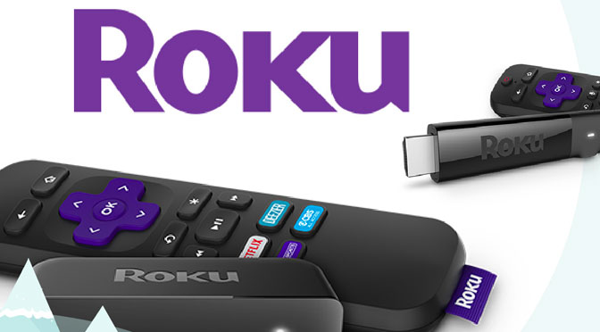 Gagnez l'un des 3 lecteurs de diffusion Roku pour rendre votre télé intelligente