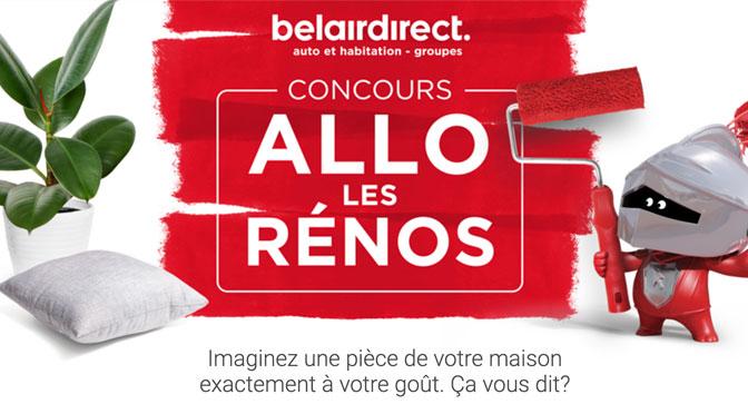 Gagnez l'un des deux chèques de 5 000 $ chacun au Concours « Allo les Rénos »