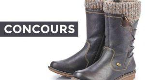 Gagnez une paire de Rieker au concours Boutique Rieker Montréal