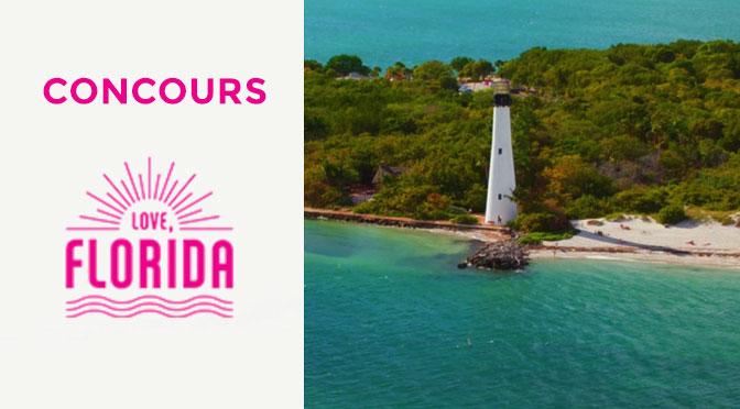 Gagnez un forfait voyage pour 4 personnes en Floride à plus de 5 000 $