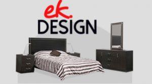 Gagnez un ensemble de Mobilier de chambre 5 morceaux EK Design à 529,99 $