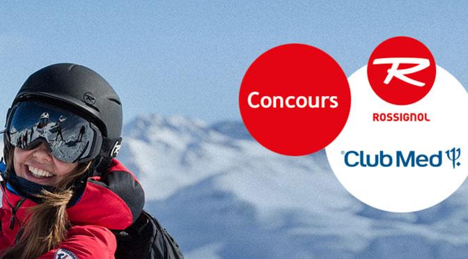 Gagner un Séjour de 7 jours pour 2 dans l'un des villages Club Med des Alpes
