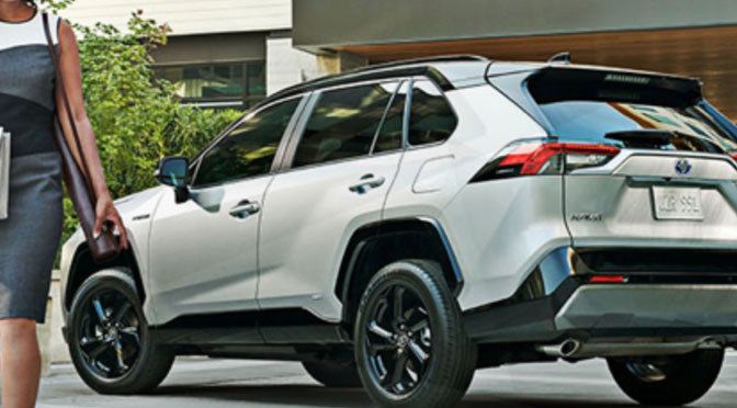Gagnez une magnifique Toyota RAV4 XSE Hybride 2019 à hauteur de 45 580 $