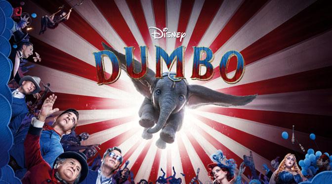 Gagnez l'un des 140 double-passes pour la première du film Dumbo de Disney