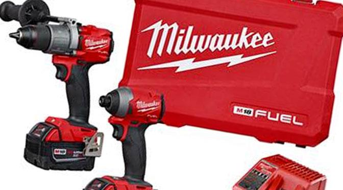 Gagnez un ensemble d'outils MILWAUKEE d'une valeur de 550 $