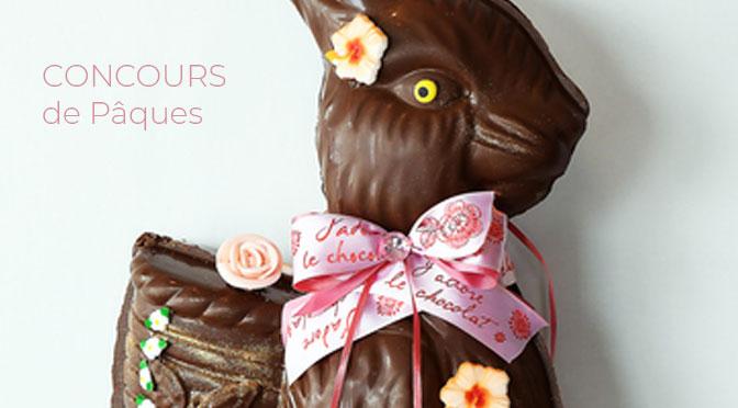 Chocolat Lulu : Gagnez un beau lapin de Pâques de 3 000 Gram à 100 $