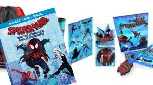 Gagnez l'un des 2 Packs SpiderMan Into The Spider-Verse d'une valeur de 153 $