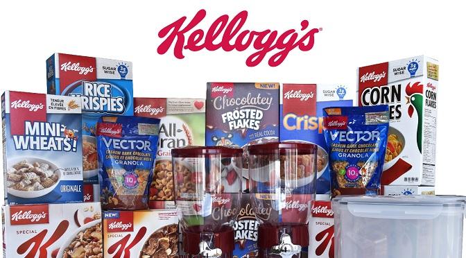 Concours Kellog FC : Gagnez un ensemble ultime pour amateurs de céréales à 250 $