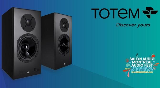 Salon Audio de Montréal : Gagnez des haut-parleurs actifs Kin Play de Totem à 1 250 $