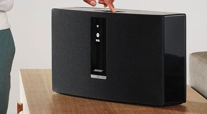 Gagnez un système de musique Bluetooth Bose SOUNDTOUCH 30 à 600 $