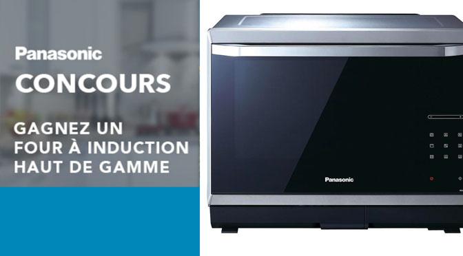 Gagnez un four à induction Panasonic d'une valeur de 1 099 $ avec Germain Larivière