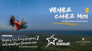 Gagnez l'un des 2 forfaits vacances  à l'hôtel Iberostar Costa Dorada de Puerto Plata