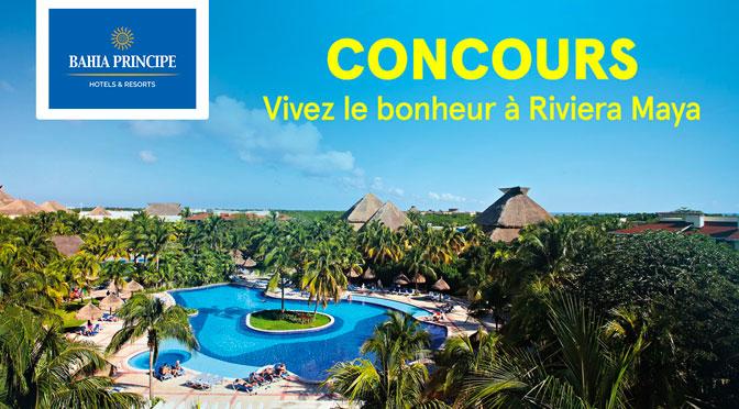 Gagnez un voyage pour 2 au Grand Bahia Principe Coba au Mexique à 3 000 $
