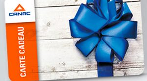 Concours Carte-cadeau Canac