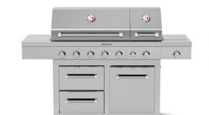 Gagnez un BBQ KitchenAid 5 brûleurs de 91000 BTU !
