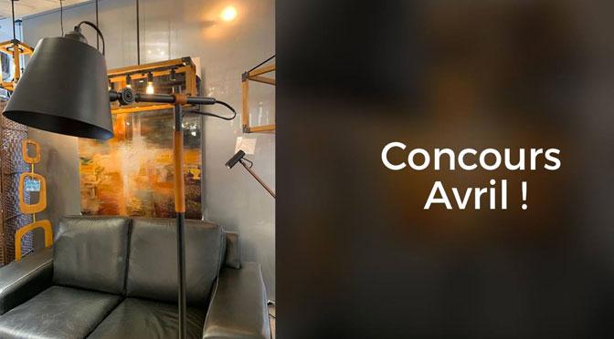 Gagnez une lampe de la collection PIANA de BELINI, d'une valeur de 189 $