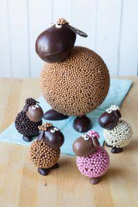 Concours Juliette et chocolat de paques